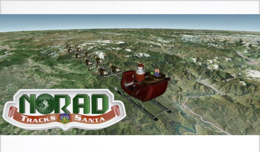 norad track santa beaufort