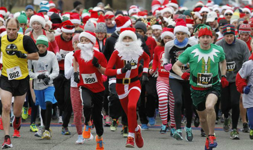 Gingerbread 5K hits the streets December 16th