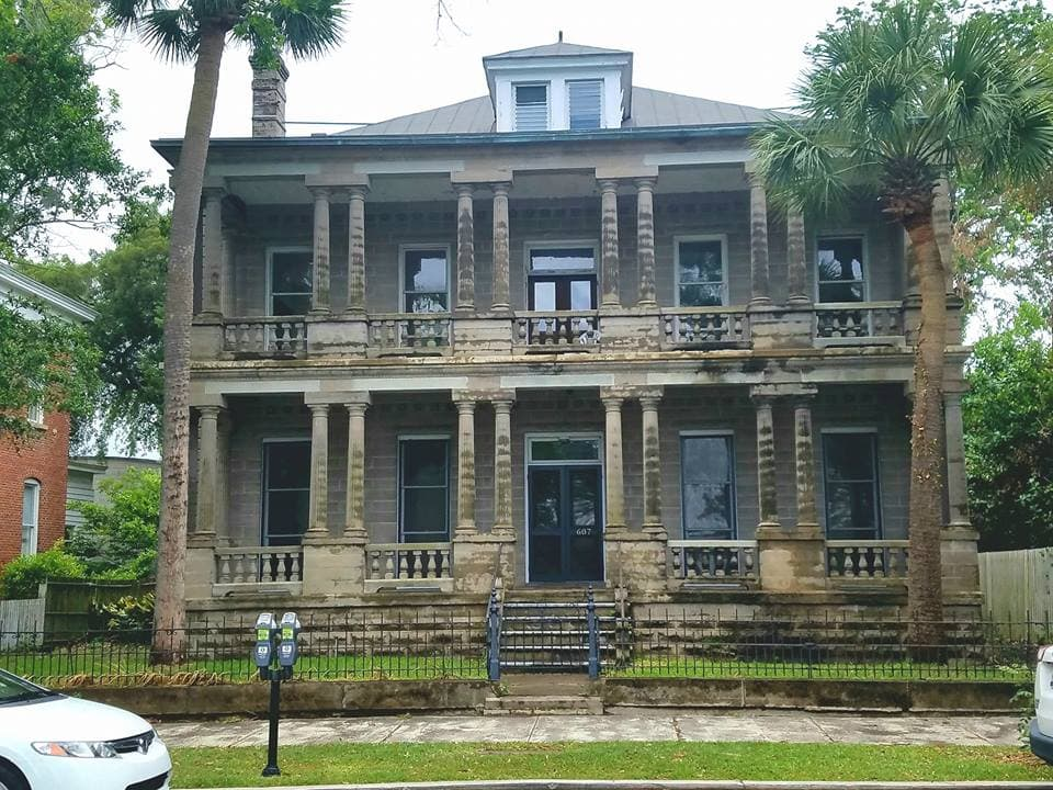 william joseph thomas house