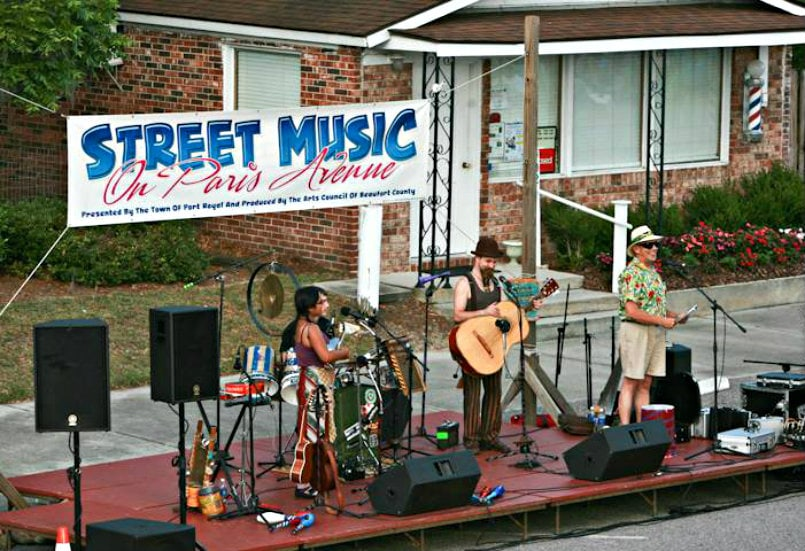 Fall Street Music free concert schedule announced